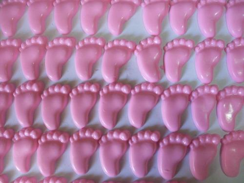 200 mini pezinhos de sabonete artesanato. lembrancinhas rj