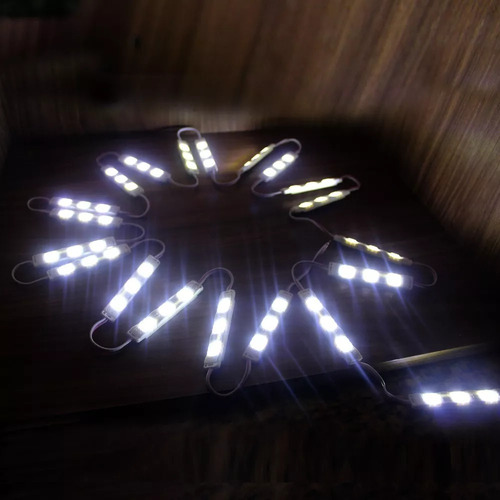 200 modulos led 5730 mejor que tira led marca osun blanco
