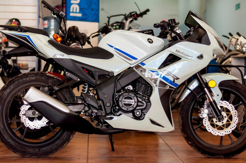 200 motomel moto deportiva