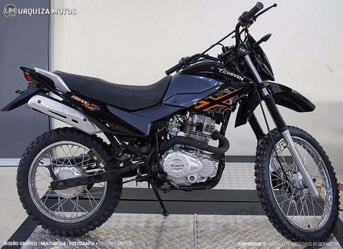 200 motos corven triax