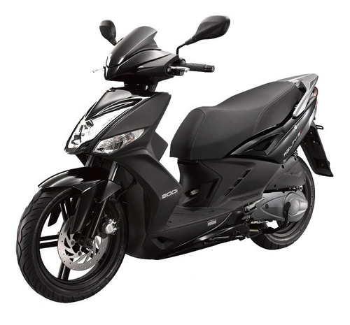 200 motos. kymco agility