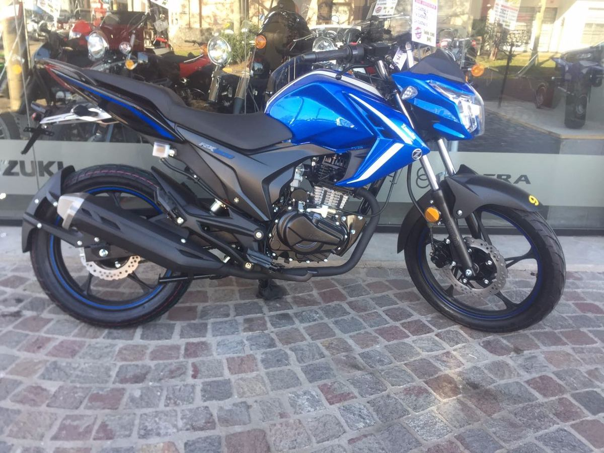 Nueva Moto Zanella Rz3 Naked 300cc 29hp 0km 2019 - $ 155