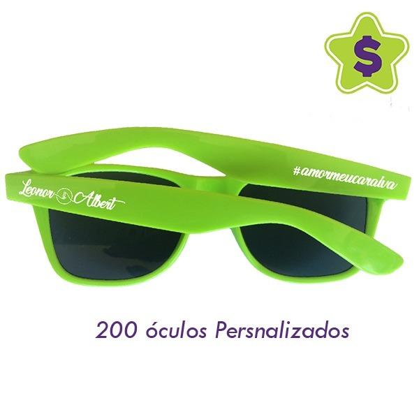 e5fbbfea4c2e1 200 Óculos Personalizados - R  1.340