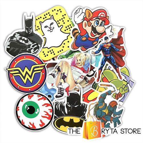 0c83119d906f 200 Premium Stickers Decals Vinyls
