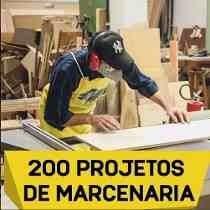 200 projetos de moveis