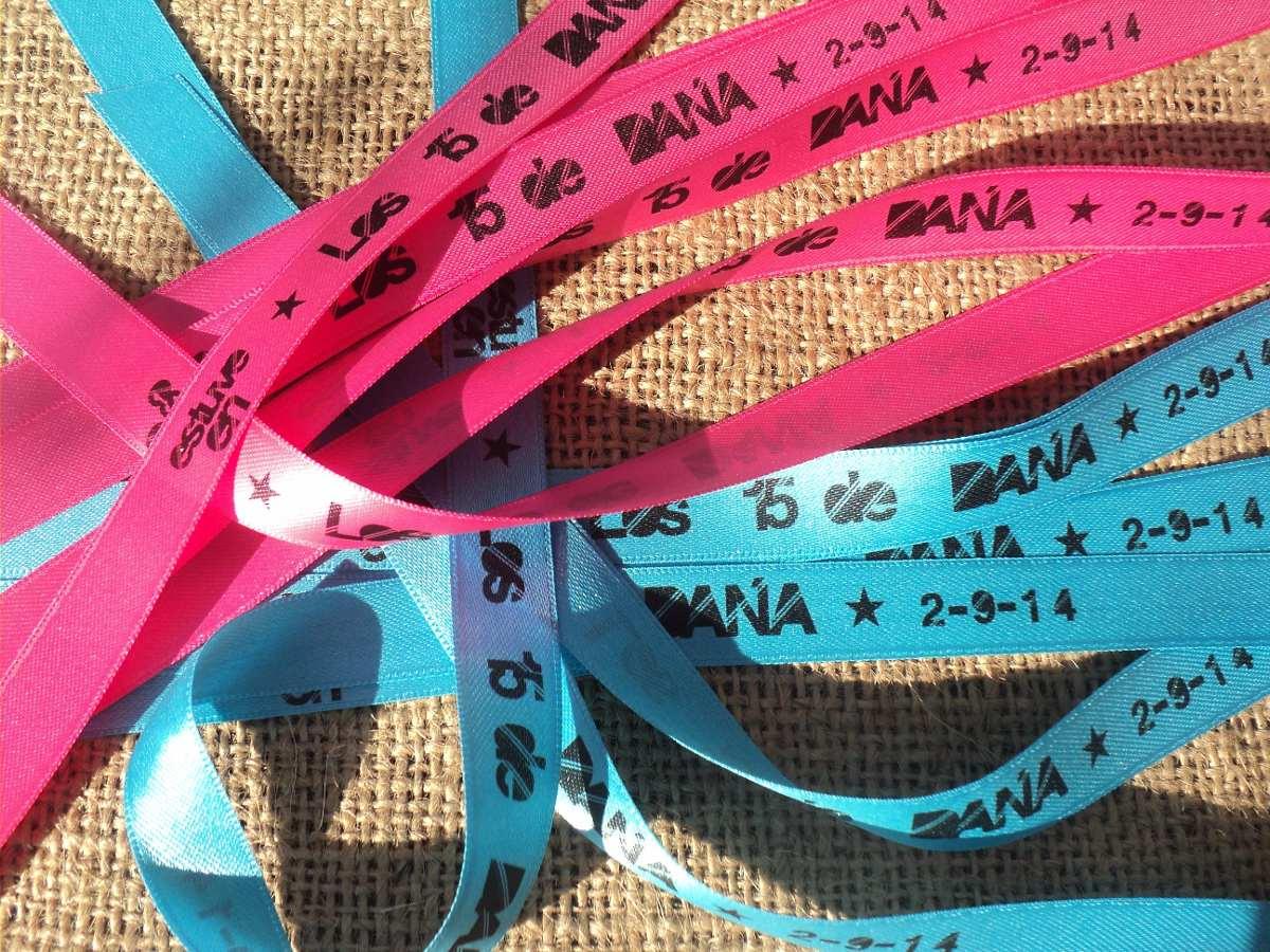 6500f42d1b1d 200 pulseras personalizadas souvenir eventos cumpleaños 15. Cargando zoom.