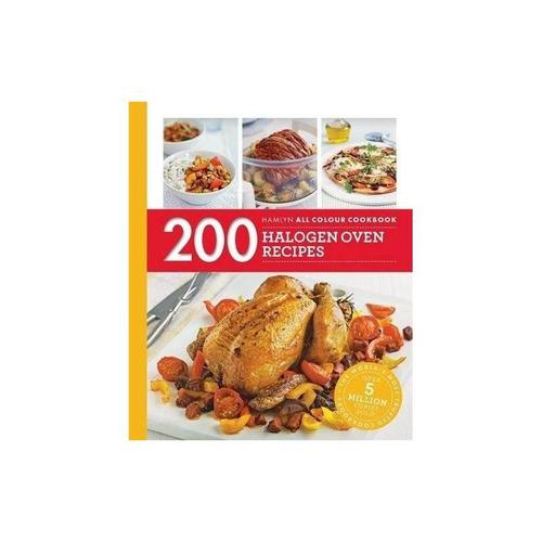 200 recetas de halogen oven: hamlyn all color cookbook (haml