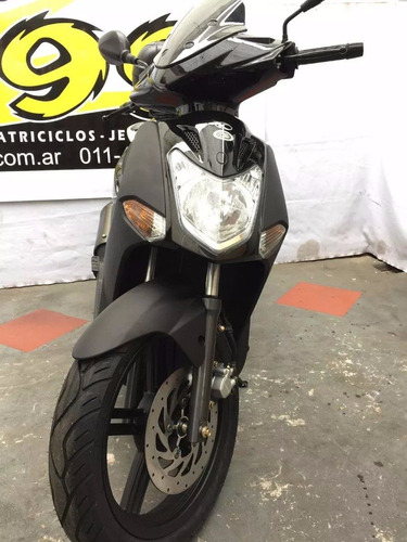 200 scooter kymco agility