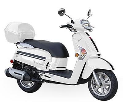 200 scooter kymco like