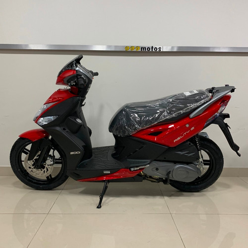 200 scooter motos kymco agility