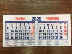 Calendario Chile 2020.200 Tacos Calendario 1 16 Ano 2020 Envio Gratis