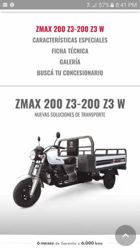 200 truck zanella zmax