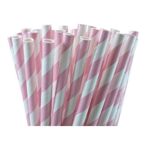 2000 canudos de papel vintage canudinhos biodegradaveis fest