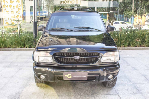 2000 ford explorer limited v8