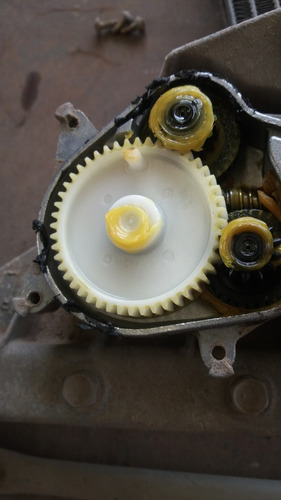 2000 honda civic motor limpiaparabrisas mecanismo completo