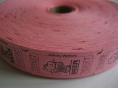 2000 pink beer single roll boletas consecutivamente