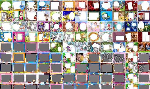 2000 plantillas infantiles disney , bodas , 15 años y mas