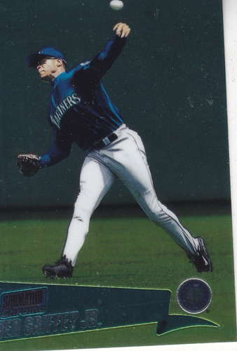 2000 stadium club chrome preview ken griffey jr mariners