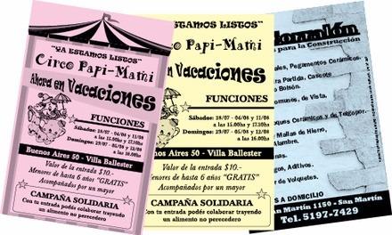2000 volantes folletos panfletos b n 10x15cm imprenta 560 00