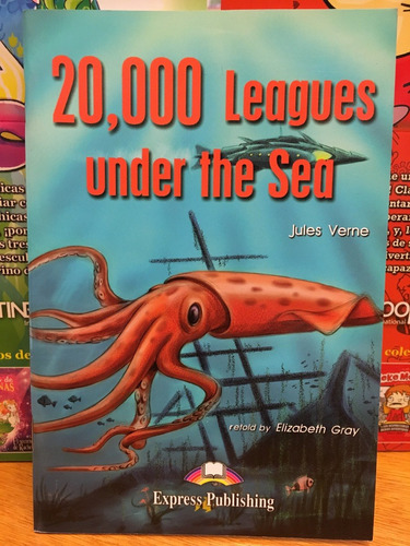 20000 leagues under the sea - express publishing - rincon 9