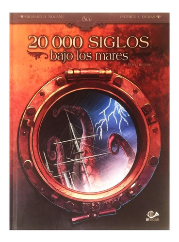 20000 siglos bajo mares - leguas viaje submarino - cthulu