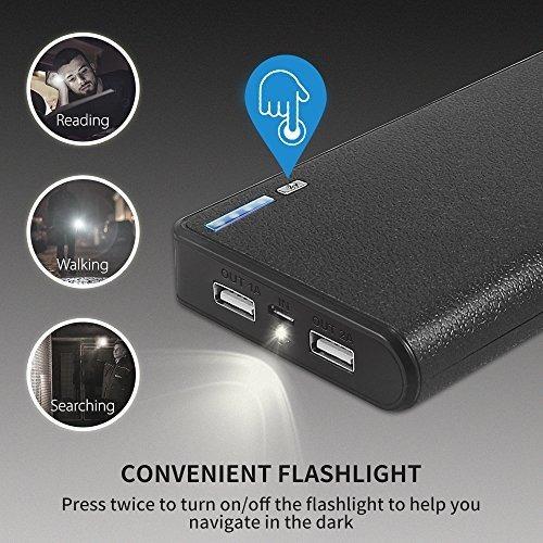 20000mah brand power bank cargador portatil compacto con lin