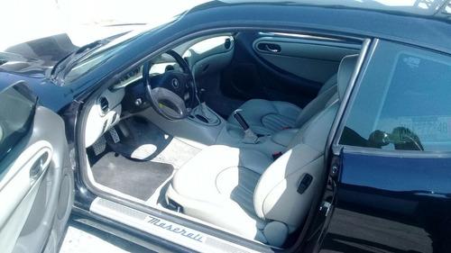 2001 maseratti gt 3 puertas 6 cilindros