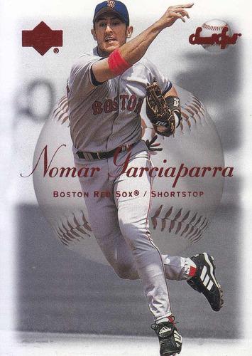 2001 sweet spot nomar garciaparra ss red sox
