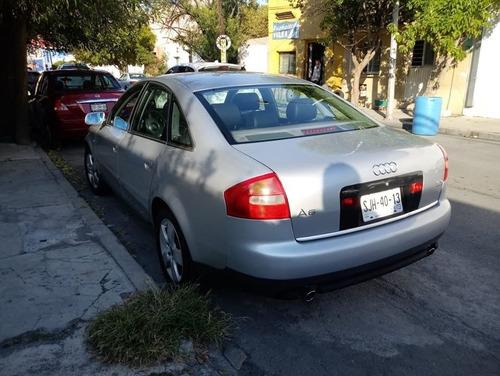 2002 audi a6 quattro sedan 3.0