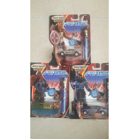 2002 Matchbox Collectibles Masters Of The Universe