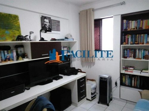 2004 - apartamento para vender no miramar, joão pessoa, pb - 2004-1366
