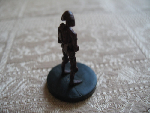 2004 star wars mini battle droid separatist 28/60