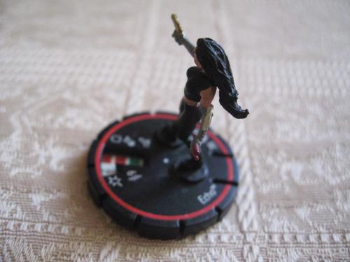 2004 wizkids heroclix marvel iron man echo #15