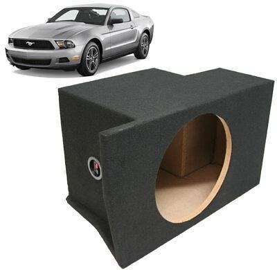 2005-2014 ford mustang custom stereo solo 12  sub caja -3171