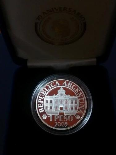 2005 - 70° aniversario del banco central de la república arg