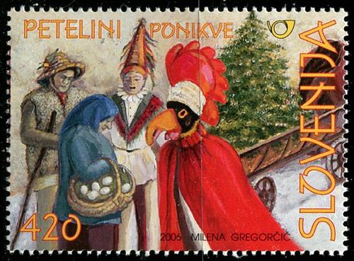 2006 eslovenia: carnaval ponikva