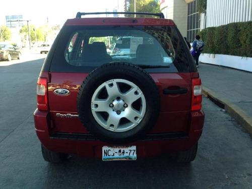 2006 ford ecosport 2.0 4x2 standar