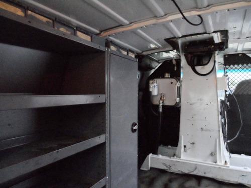2006 grúa canastilla ford econoline e350 van equipada altec