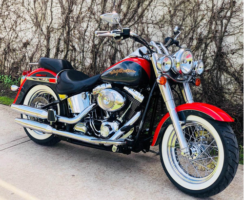 2006 harley davidson softail deluxe
