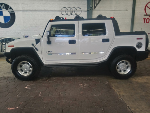 2006 hummer h2 pickup blindada nivel 3, factura original