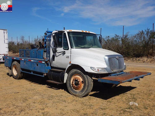 2006 international 4300 sba 4x2 (gm105350)