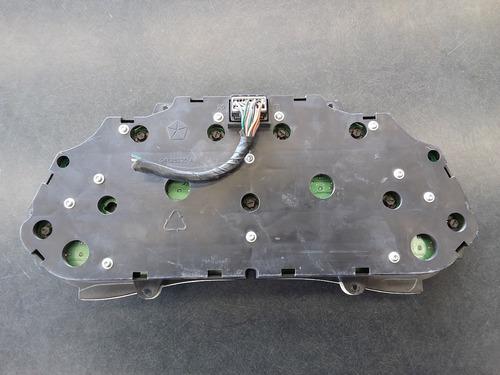 2006 liberty 3.7 velocímetro cluster tablero km/h detalle