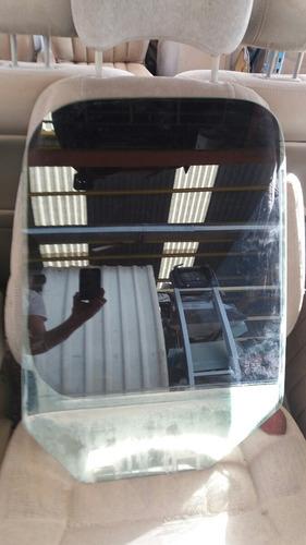 2007 al 2013 silverado cab 1/2 cristal trasero copiloto