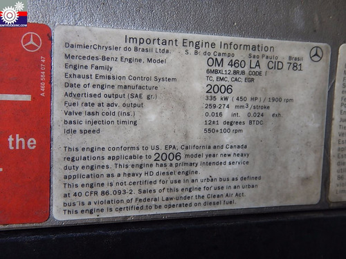 2007 freightliner columbia (gm105978)