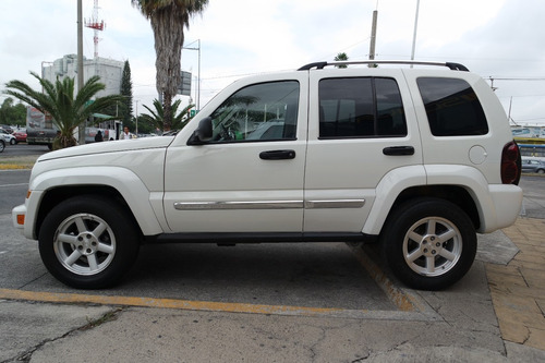 2007 jeep liberty limited 4x2 at,factura original, impecable