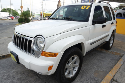 2007 jeep liberty limited 4x2 at,impecable,el mejor trato