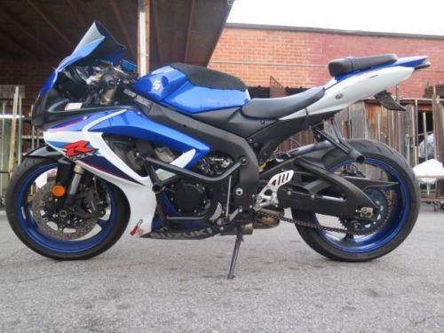 2007 suzuki gsx-r600