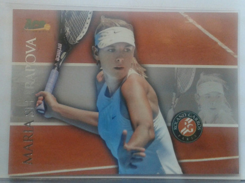 2008 ace authentic match point french open #rg18 maria shara