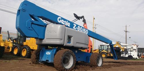 2008 elevador genie z80/60
