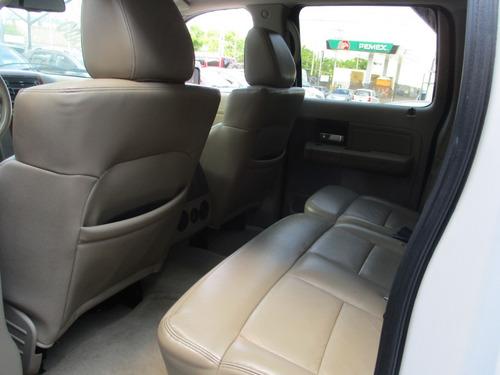 2008 ford lobo crew cab 4x2 lariat cromo